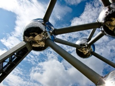 Atomium (Bruxelles, Belgique)