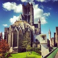 Gent, Belgique