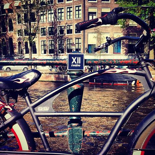 Amsterdam ( avec Instagram )