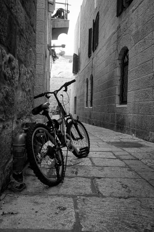 Vieille ville de Jerusalem
