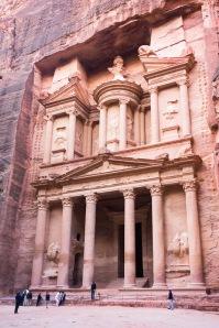 L'image classique de Petra