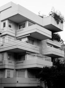 Bauhaus à Tel Aviv