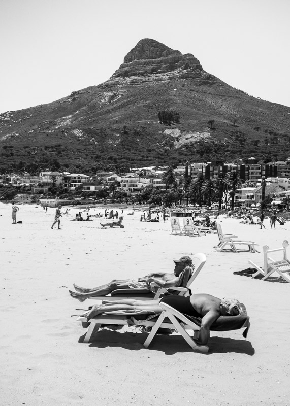 _Beach in Cape Town, South Africa