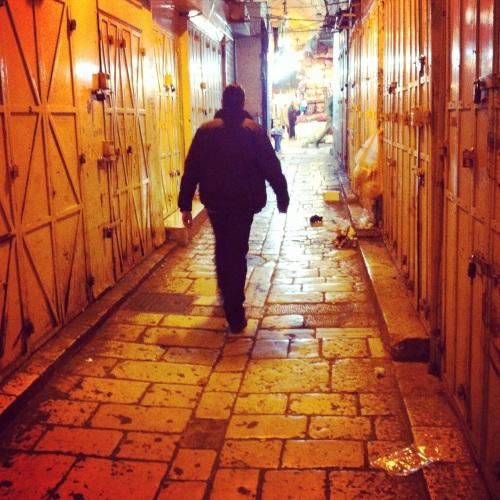 Vieille ville de Jérusalem, Israël
