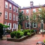 Lesley's Court à Philadelphie