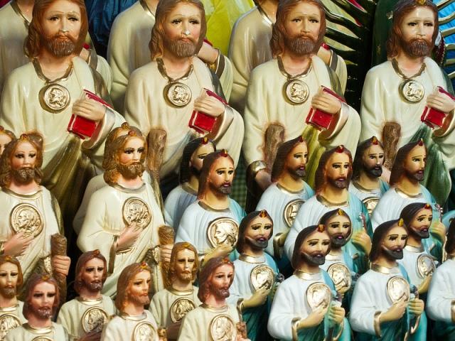 27 x Jesus