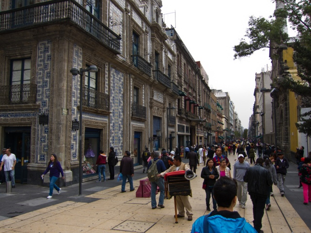 Vieux Mexico