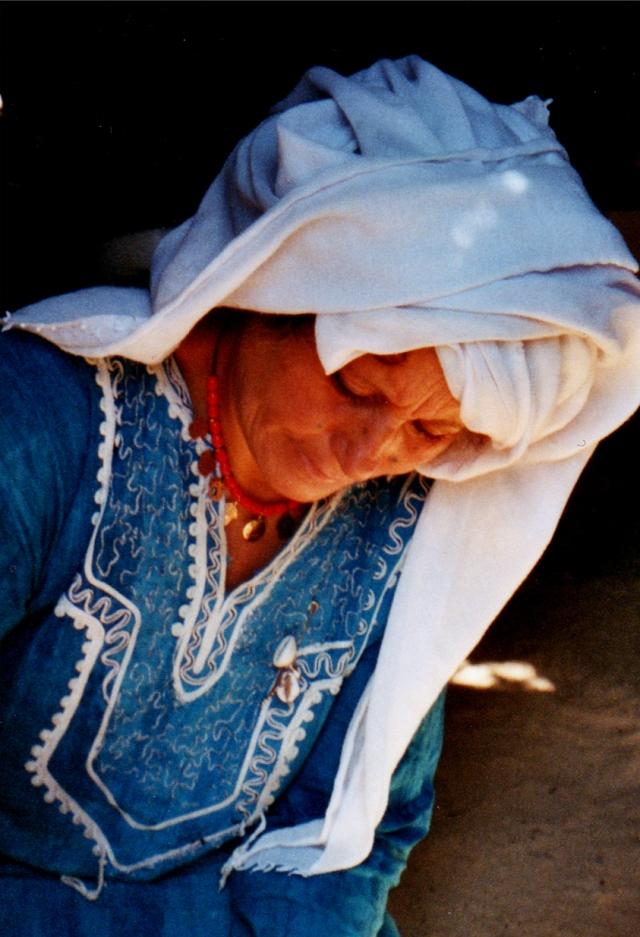 Berbère, Tozeur (Tunisie)