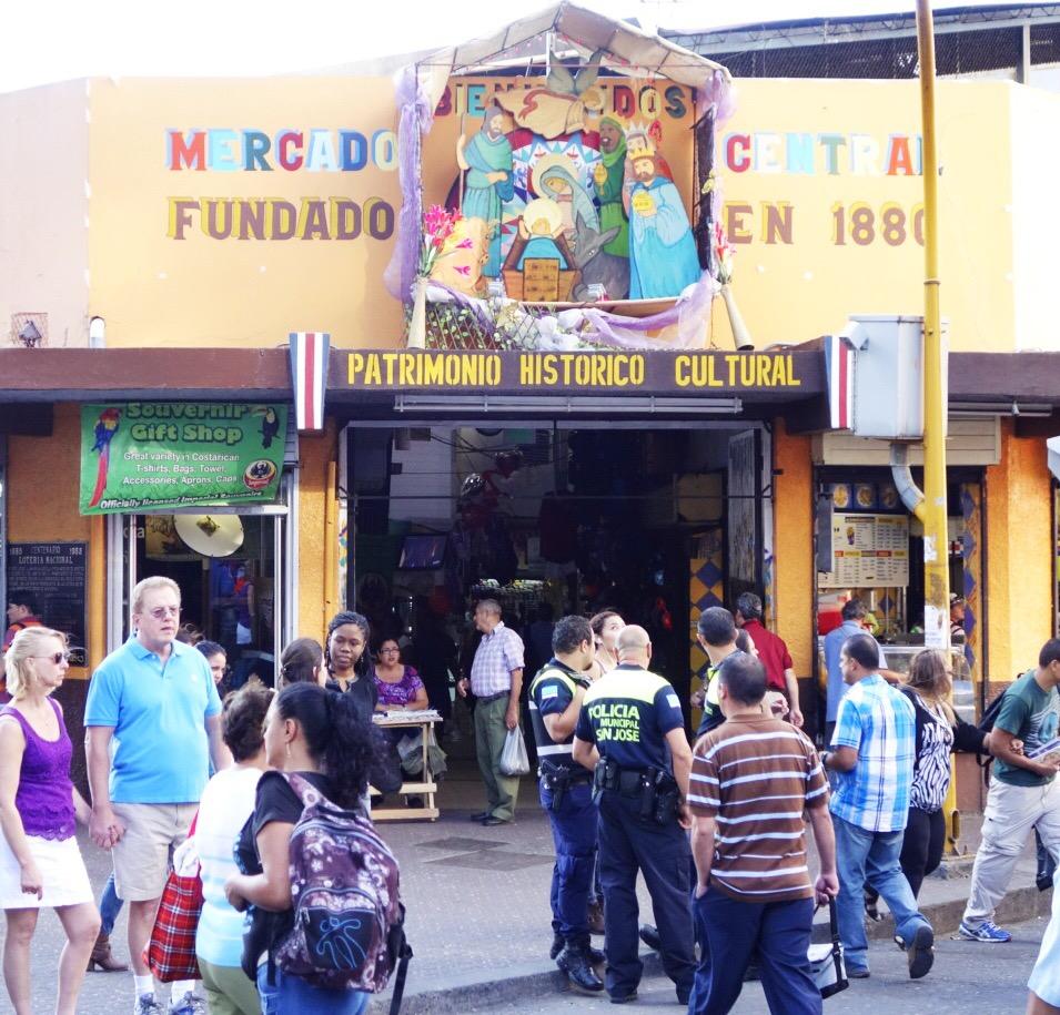 Mercado Central, Costa Rica